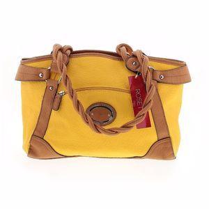 Rosetti Spring Forward Satchel Daffodil Bag New